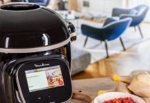 Moulinex Cookeo Touch 2020